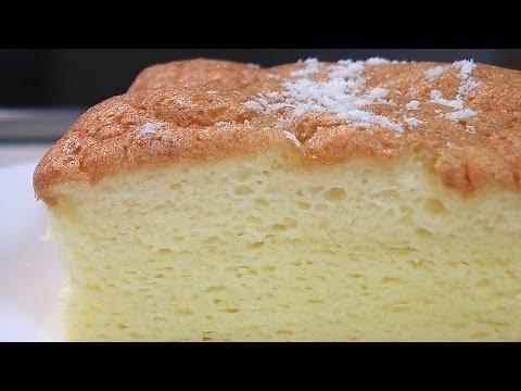 Суфле ванильное - Кулинарные видео рецепты